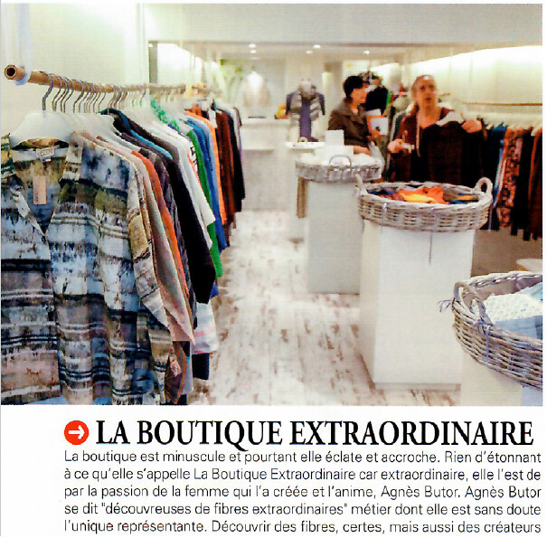 Paris Capitale - Septembre 2017 - La Boutique Extraordinaire