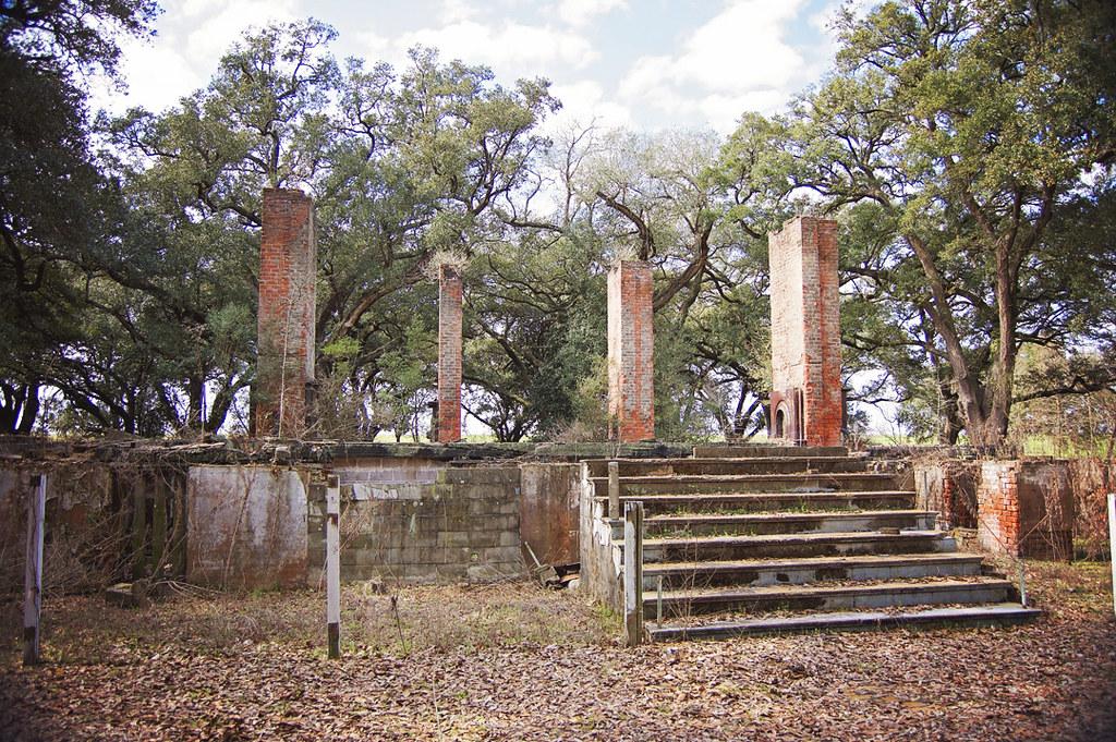 Tezcuco Plantation Burnside La A Raised Cottage