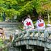 Parque Maruyama, Kyoto