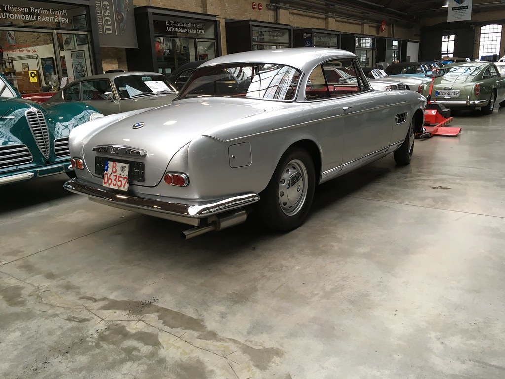 BMW 503 V8 Coupé 3.2 Series 1 I 1956-1957 | Classic Remise I… | Flickr