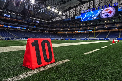 Ford Field | by Brook-Ward