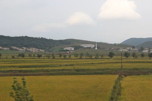 Landscape in North Korea | by Timon91