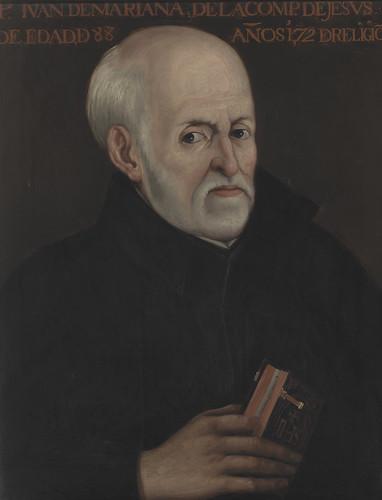 El P. José de Mariana (Wikipedia)