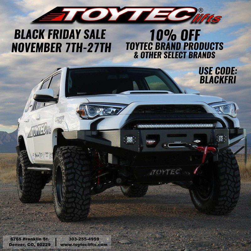 Toytec Black Friday 2017