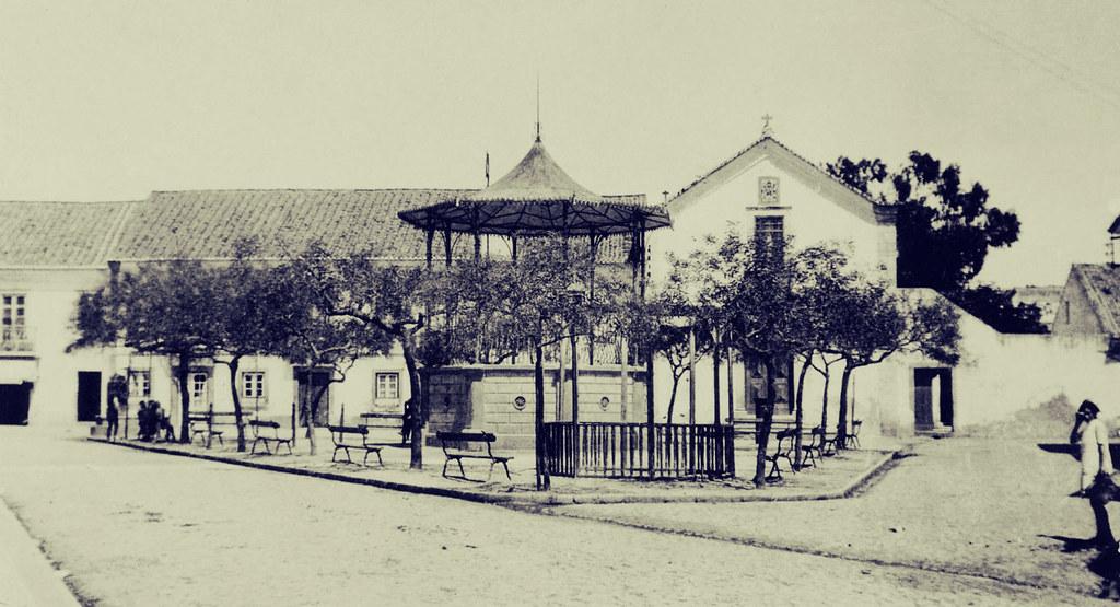 Largo da Misericórdia, Aldegalega do Ribatejo (In Tanto Mara, s.d.)