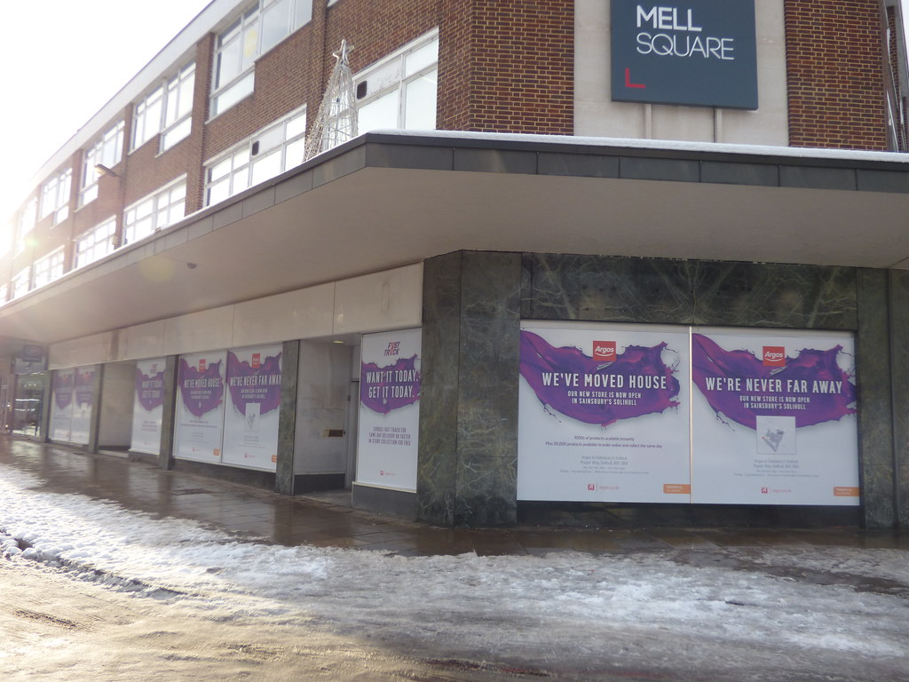 Former argos mill lane solihull at mell square former a flickr former argos mill lane solihull at mell square by ell brown gumiabroncs Choice Image