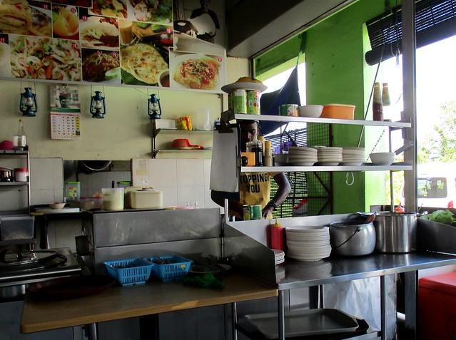 Sri Pelita roti canai/murtabak/ thosai stall
