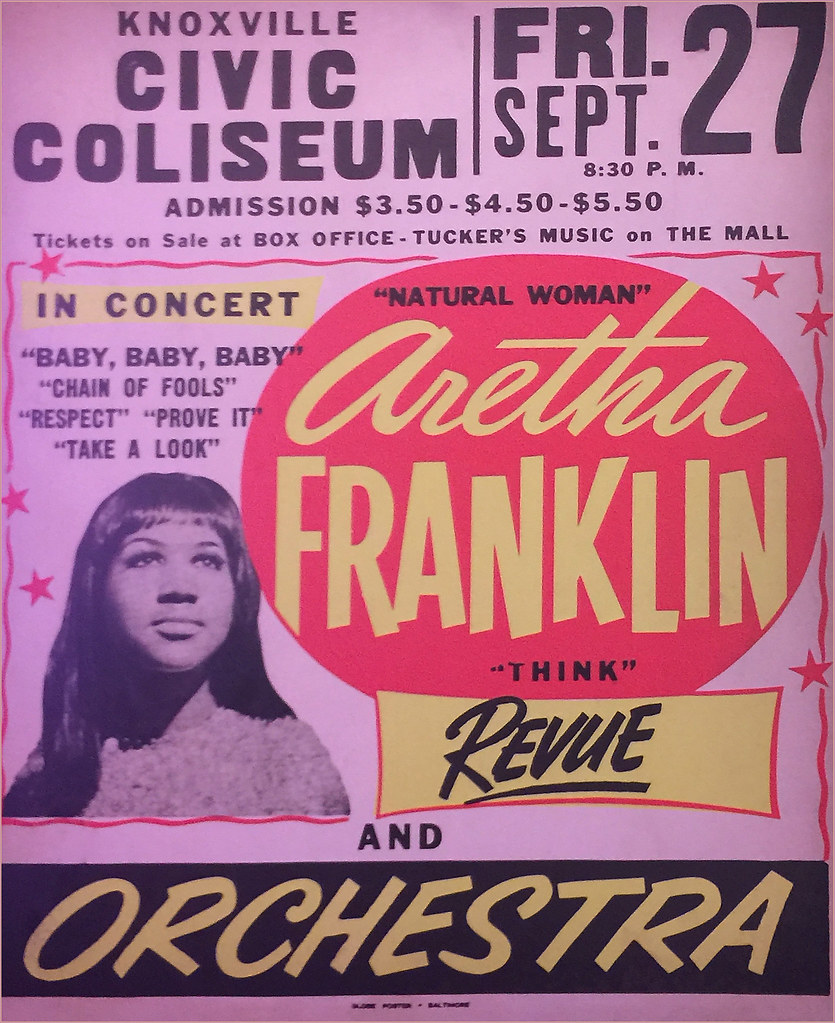Image result for aretha franklin natural woman promotional advertisement
