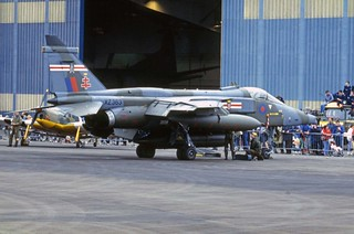 XZ363 Jaguar GR1 41 Sqd RAF St. Mawgan | by KING COBRA 92