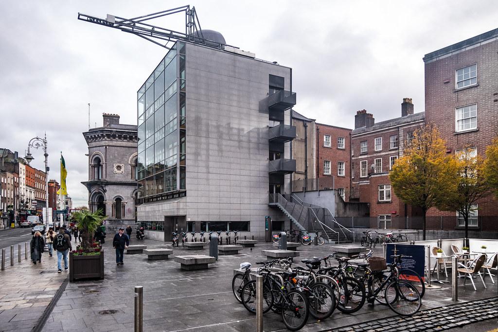 DUBLIN BIKES STATION 10 005