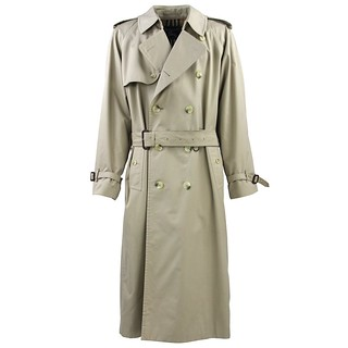 Trench Burberry vintage anni 80