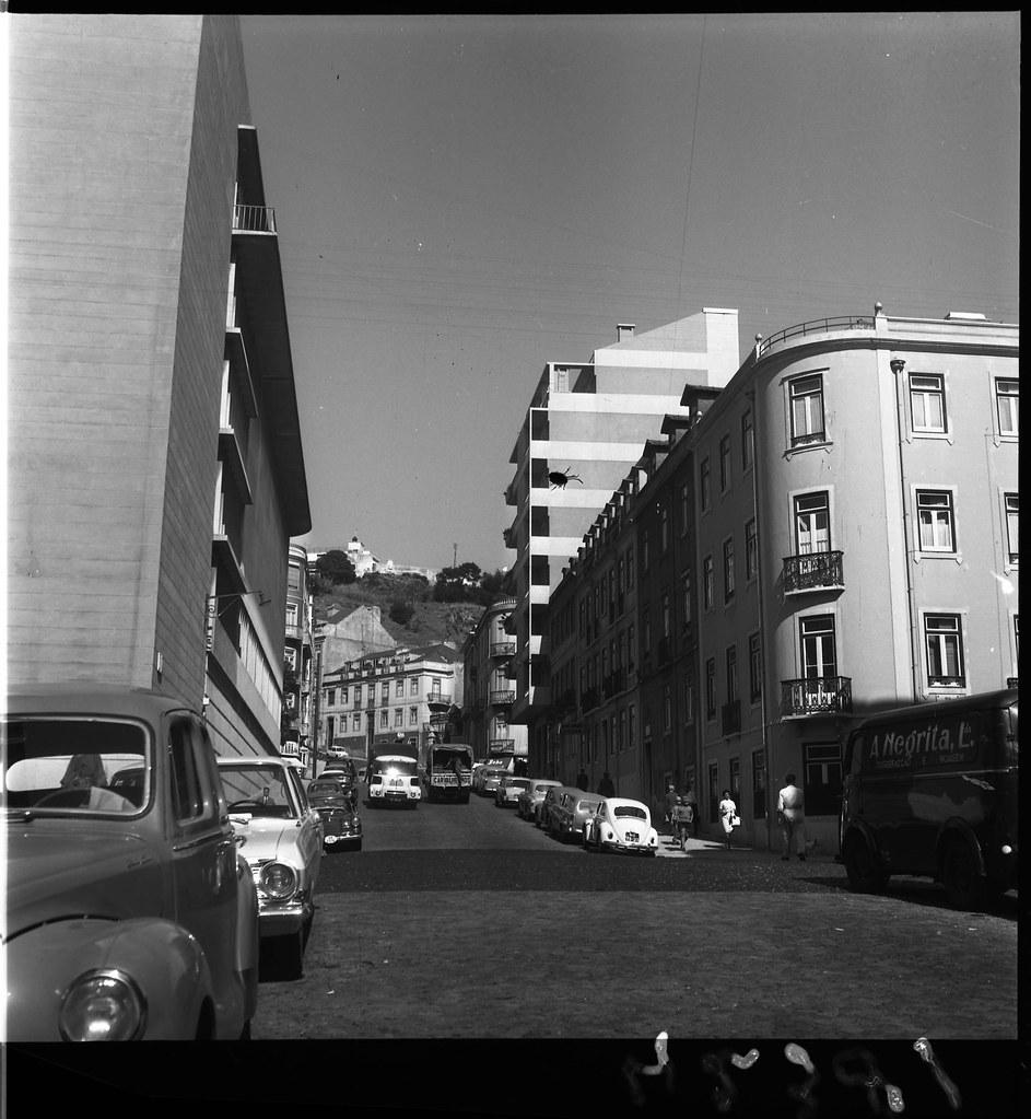Rua Marques da Silva, Lisboa (A.Goulart, s.d.)
