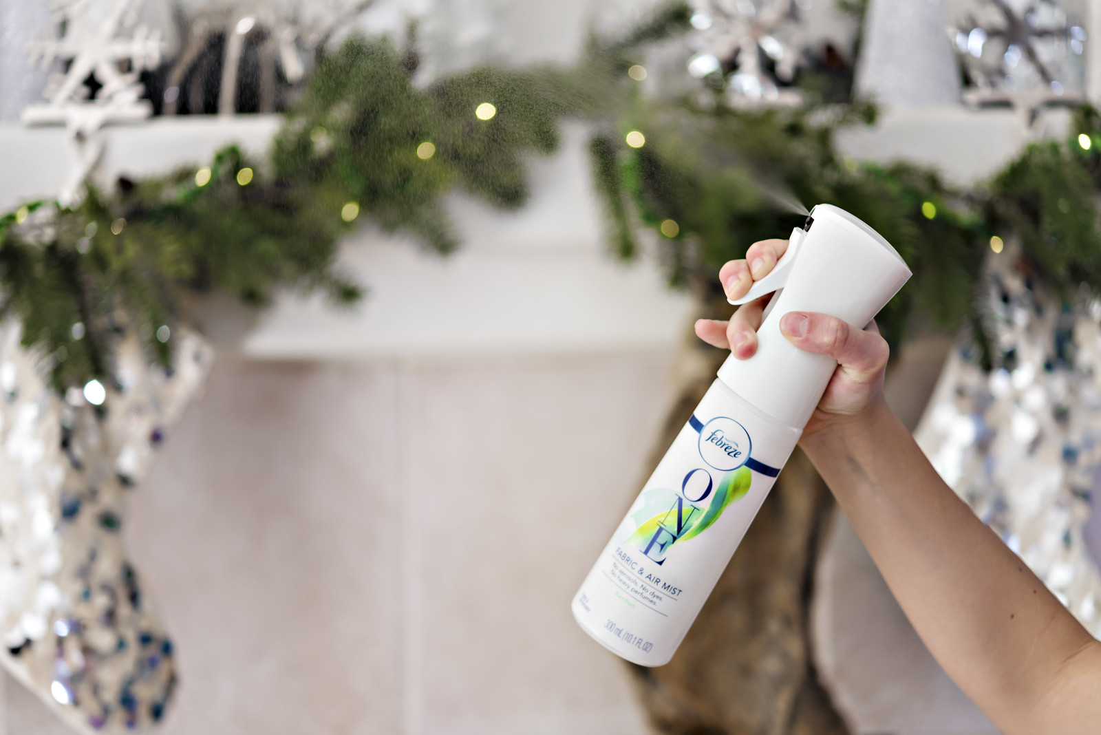 Febreze ONE for the holidays
