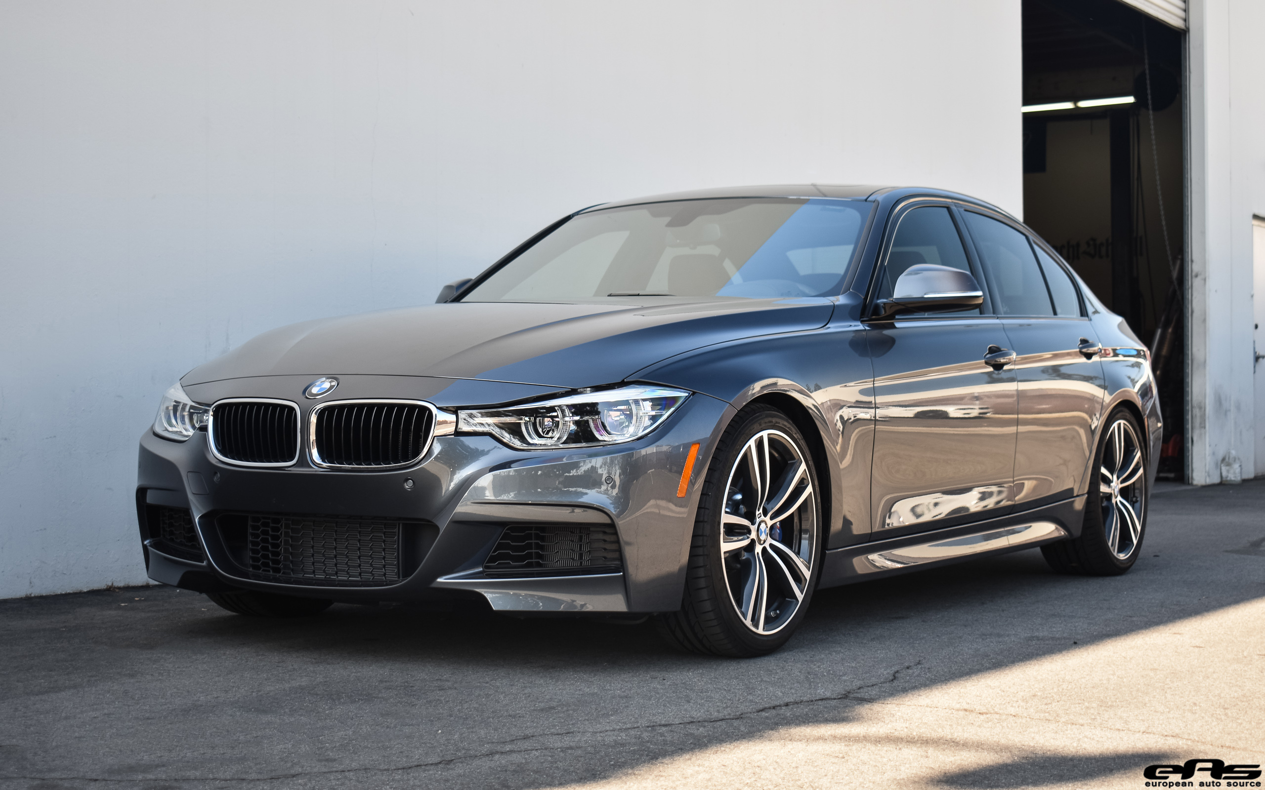 mineral gray f30 340i dinan bmw performance parts services. Black Bedroom Furniture Sets. Home Design Ideas
