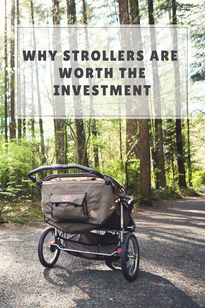 A stroller is one of the best investments you will make as a parent. This is the story of our stroller and why it is/was important to us.
