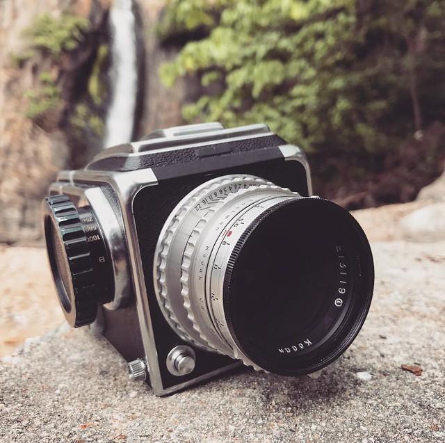Kodak Ektar 80mm f2.8 哈蘇上的柯達