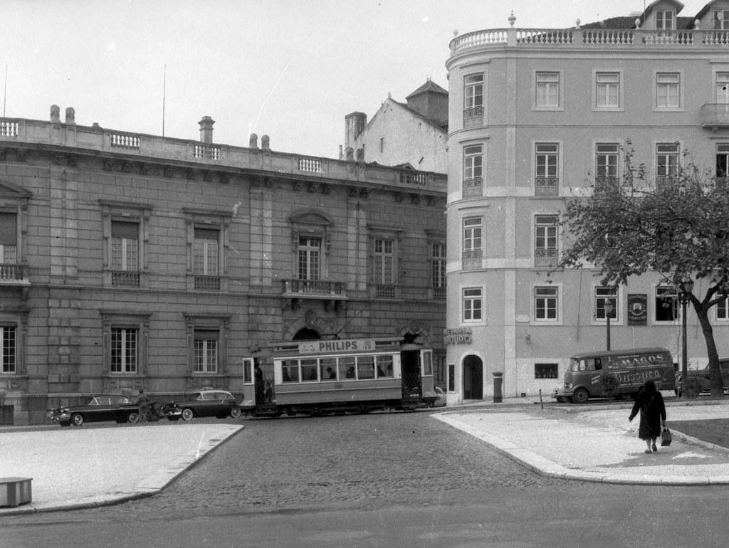 Av. da Liberdade, Lisboa (Garcia Nunes, 1959)