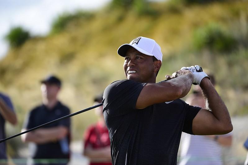 儘管擔任幾個美國隊管理職位,Tiger Woods還不想淡出高爾夫賽場。(達志影像資料照)