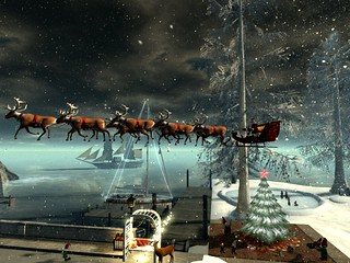 Love Story: Season of Joy - Sleighed Over the Port | by mromani50