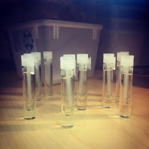 handmade Testing new blends... . . ....