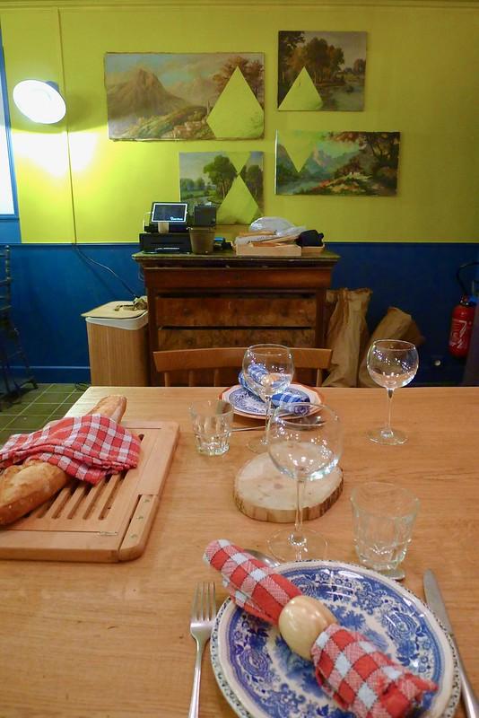 Restaurant Papy aux Fourneaux, Paris
