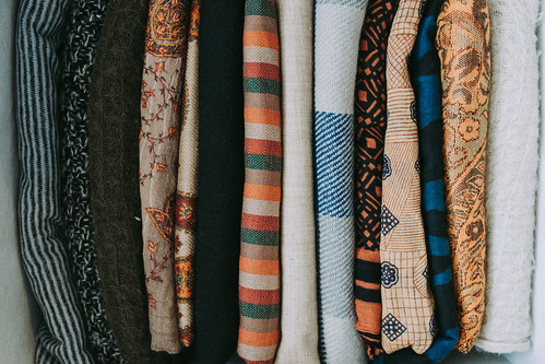 scarf collection | by Get Kamfortable
