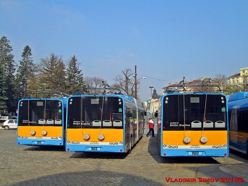 1657, 1653 & 1652 | by Vladimir Simov transport photography