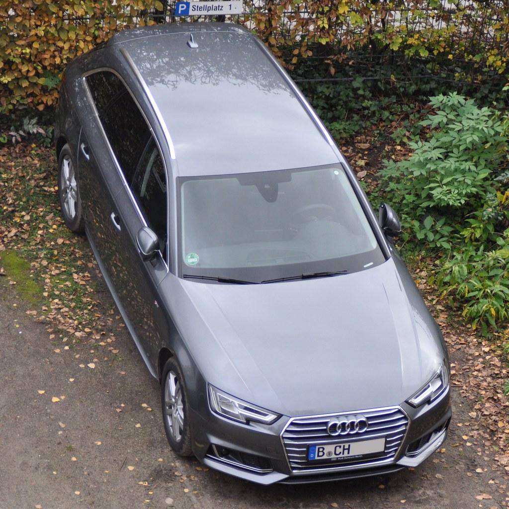Audi A4 Avant Sport 1 4 Tfsi Monsoon Grey My 2018 November