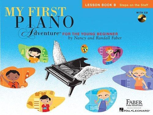 Pdf Download My First Piano Adventure Lesson Book B Wit Flickr