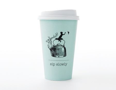 Graphic design inspiration moomah cafe coffee cup for Best coffee cup design