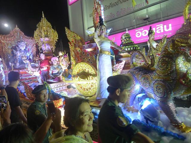 Loy Krathong & Yee Peng Parade