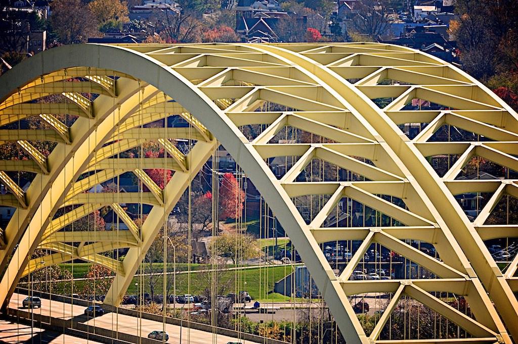 big mac bridge i 471 bridge connecting cincinnati oh and flickr