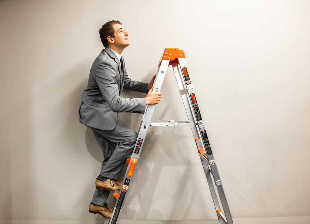 Climbing the ladder - 1 7
