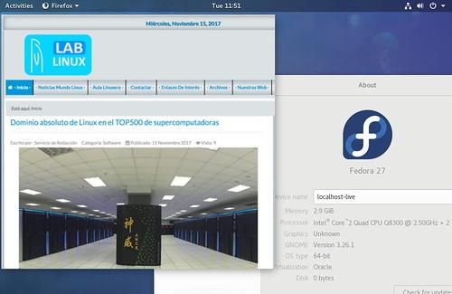 Fedora-27-con-Firefox