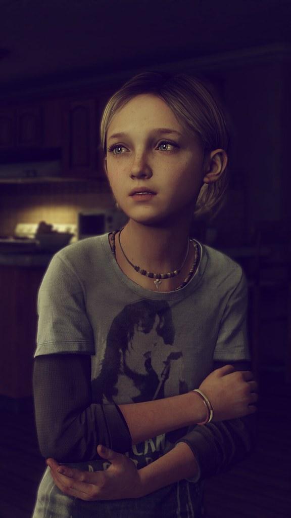 Sarah | The Last of Us (Remasterd) PS4 photomode