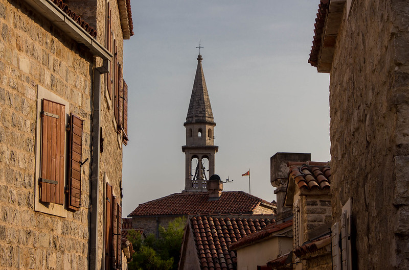 Черногория Будва