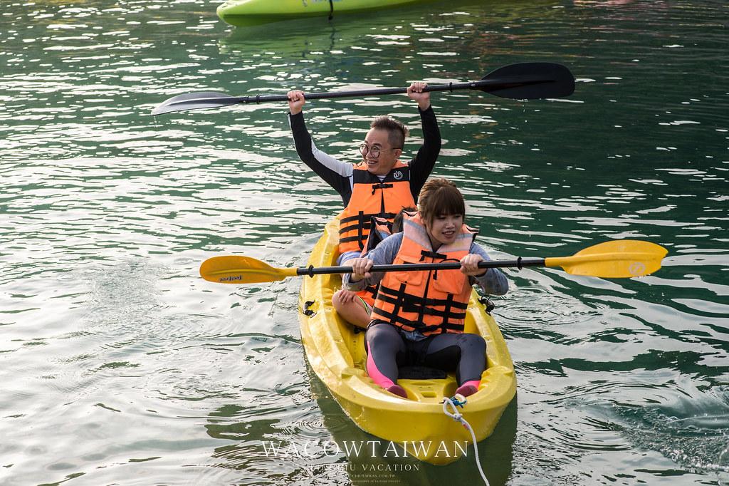 小琉球獨木舟體驗行程
