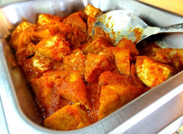 Sri Pelita sambal tofu