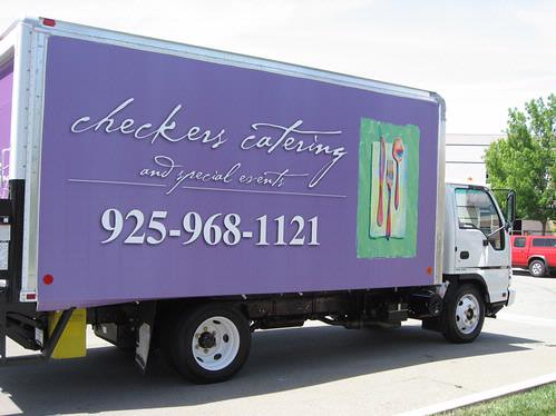 TruckSkin for catering company | by TruckSkin