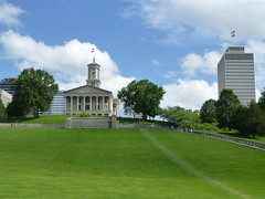 View from Tennessee Capitol Mall