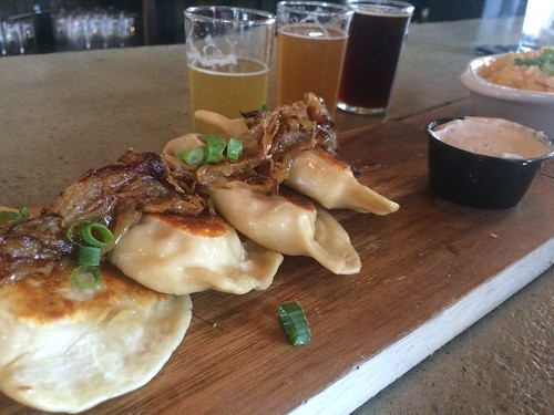 New District Brewing Food