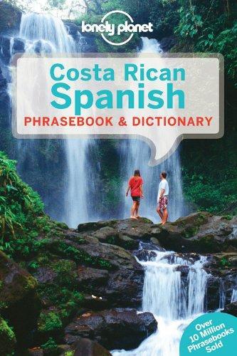 Epub Lonely Planet Costa Rican Spanish Phrasebook Dictiona