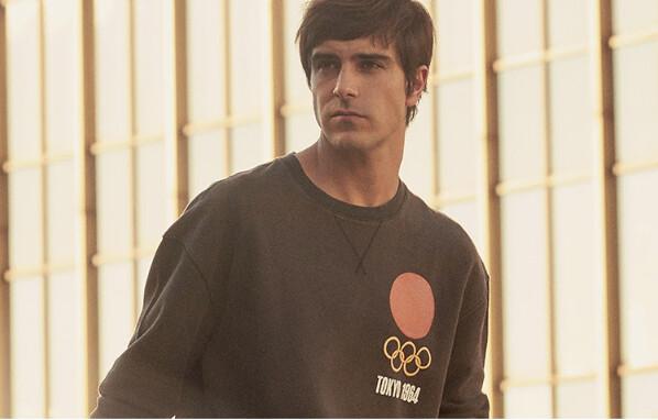 Shaheko sudadera olimpica