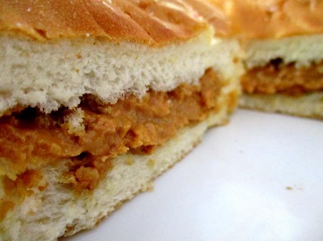Sri Pelita peanut butter toast