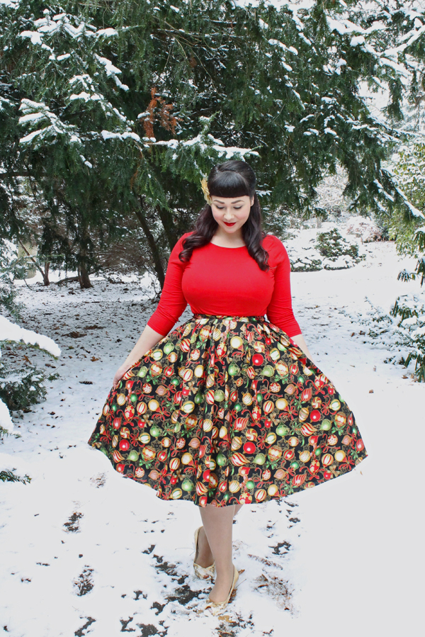 retrolicious skirt