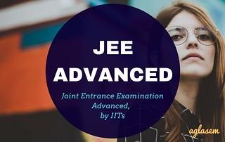 JEE Advanced | IIT JEE