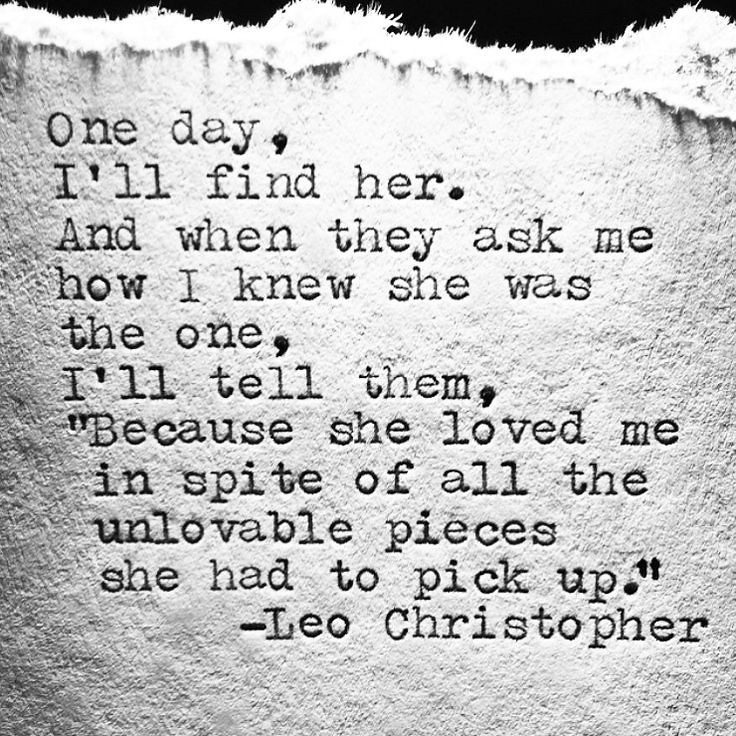 Sad Love Quotes Leo Christopher A I Don39t Believe Th Flickr