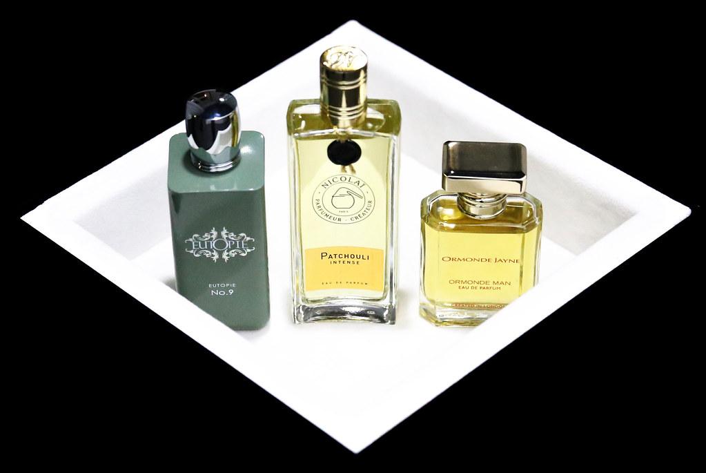 Męskie perfumy elegancko-garniturowe