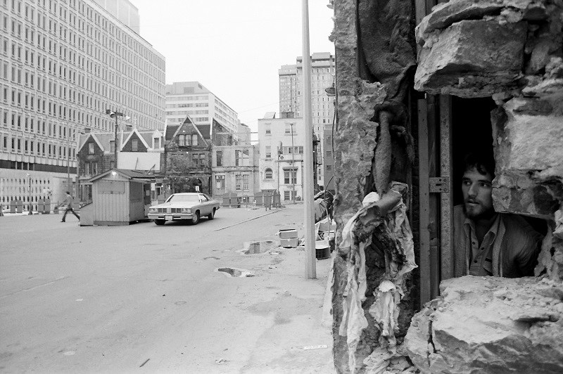 Crescent Street, Montreal, 1983 | by Avard Woolaver