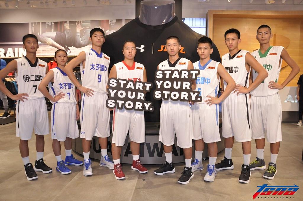 106年JHBL國中籃球聯賽將在11月9日登場。(張哲郢/攝)